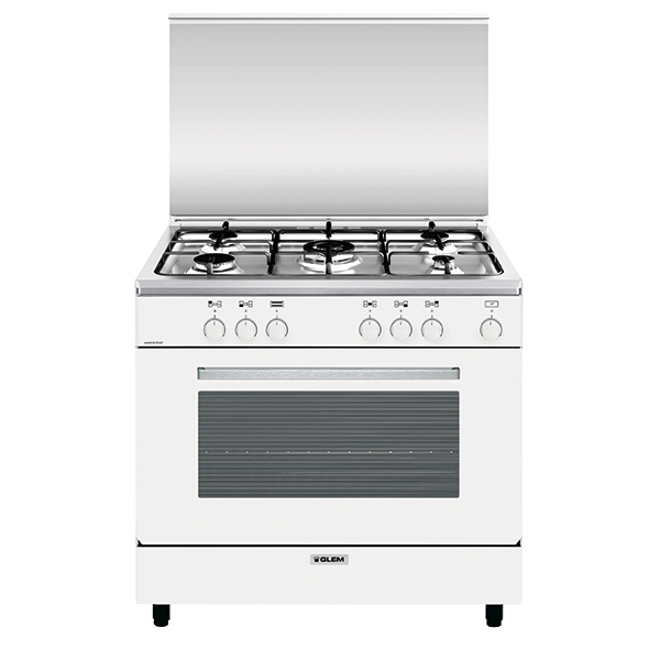 Gas oven with electric grill - AL9612MX