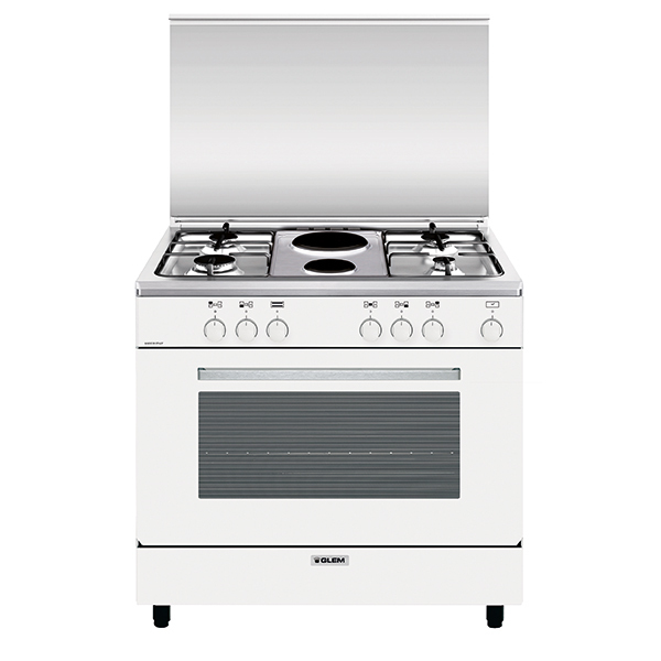 Gas oven with Gas grill - AL9621GX