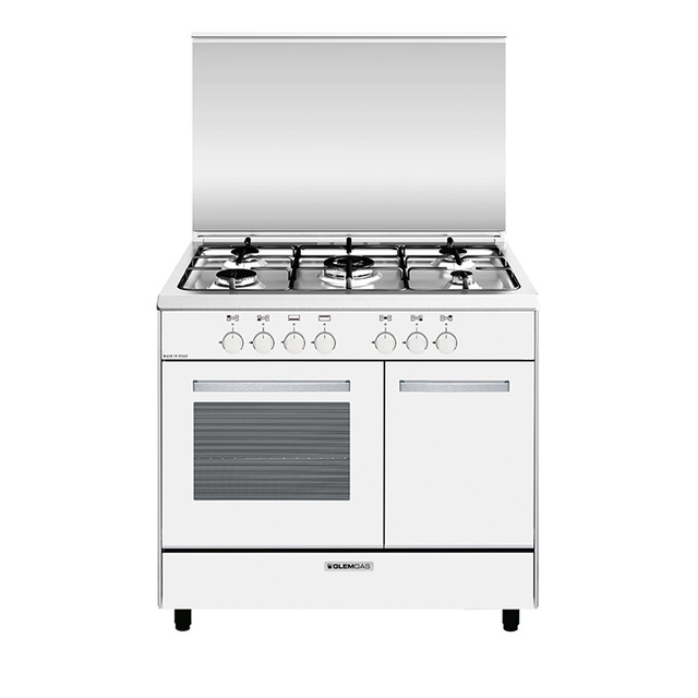 Gas oven with Gas grill - AP9612GX