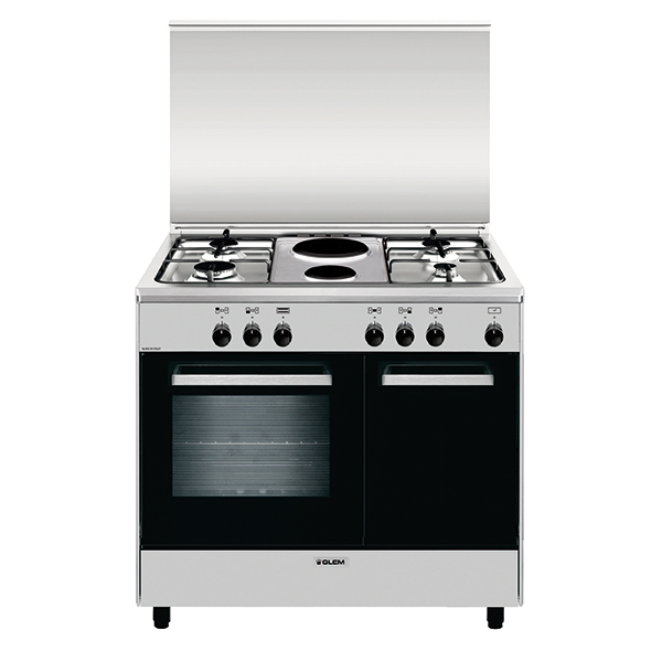 Gas oven with gas grill - AP9621GI