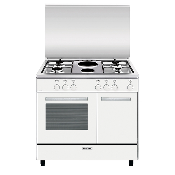 Gas oven with gas grill - AP9621GX