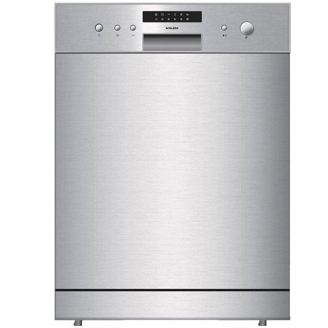 Máquina de lavar louça de linha livre