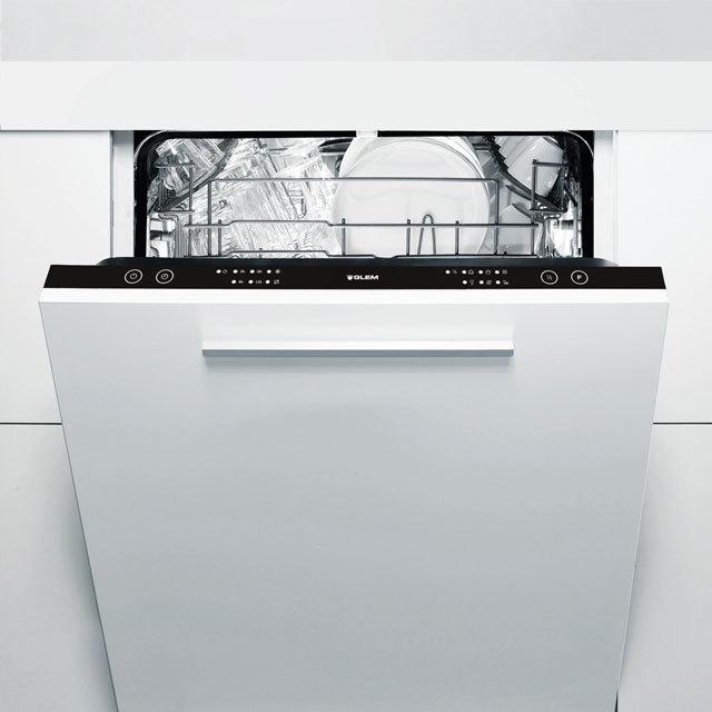 Máquina de lavar louça totalmente integrável - GDI625