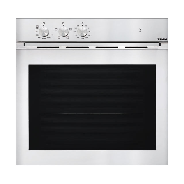 Gas oven fan assisted