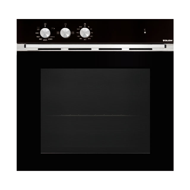 Static Gas Oven / Gas Grill - GFMG21BK
