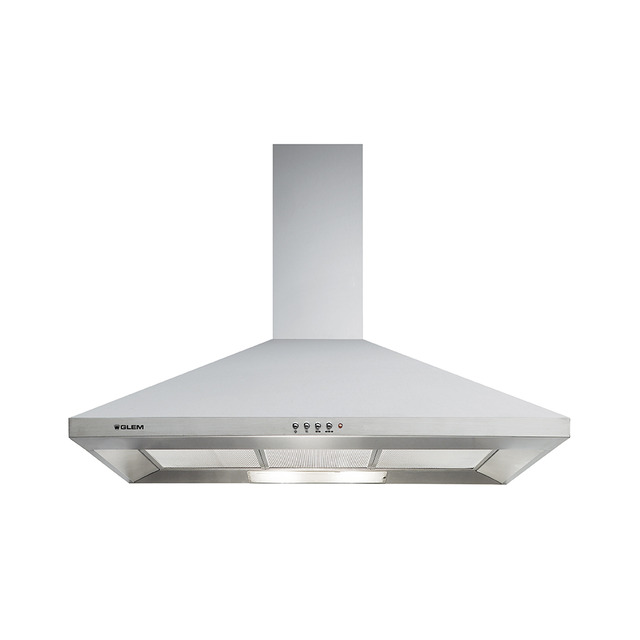Wall Chimney hood 90 cm