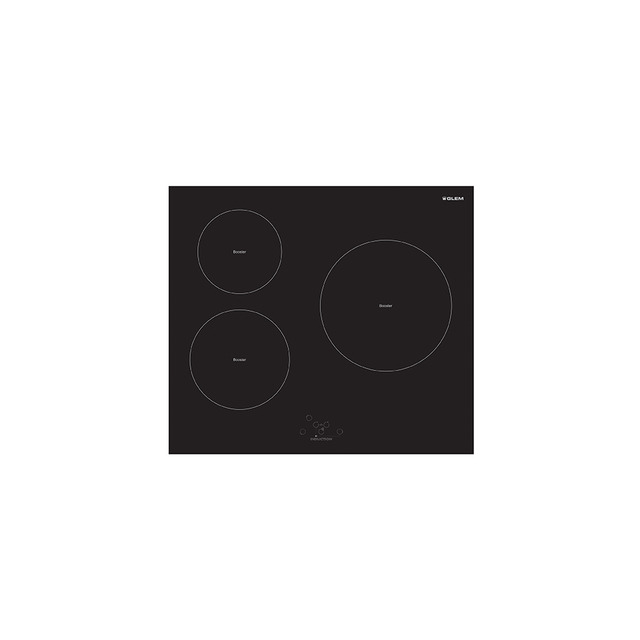 Induction Hob 3 zones - GTI632