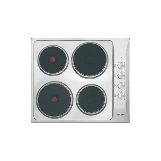 Eletric plate hob 60 cm - GTL640IX