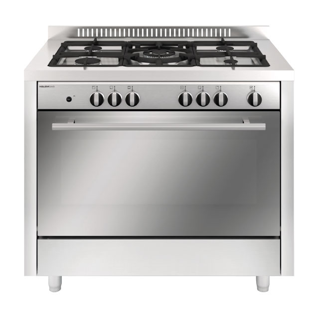 Static electric oven - electric grill