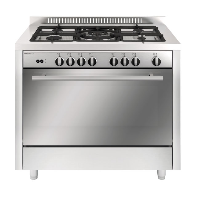 Multifunction Gas oven with fan - M165RI