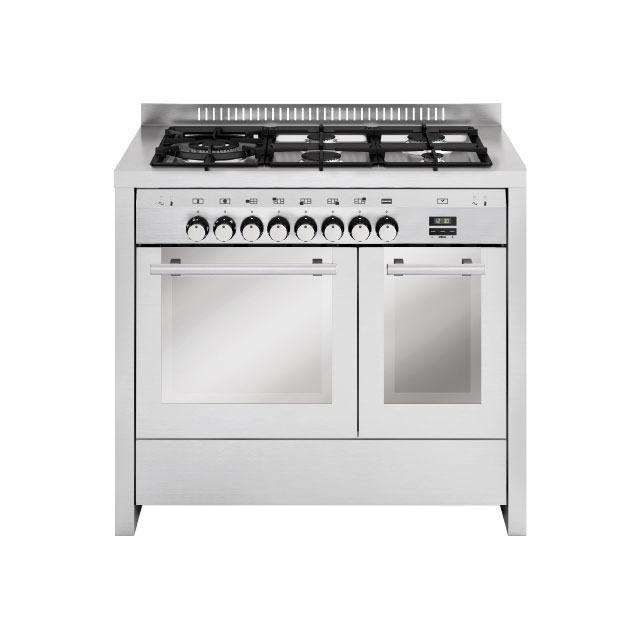 100x60 Double oven