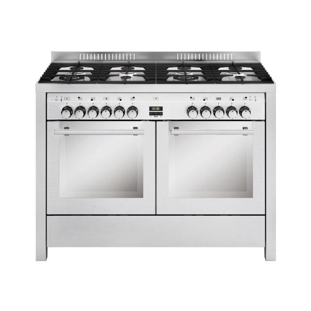120x60 Double oven
