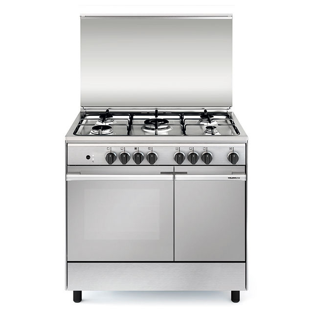 Static Oven with electric grill - PU9612EI