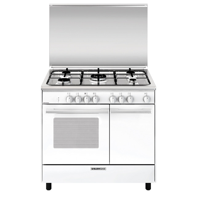 Static Oven with electric grill - PU9612EX
