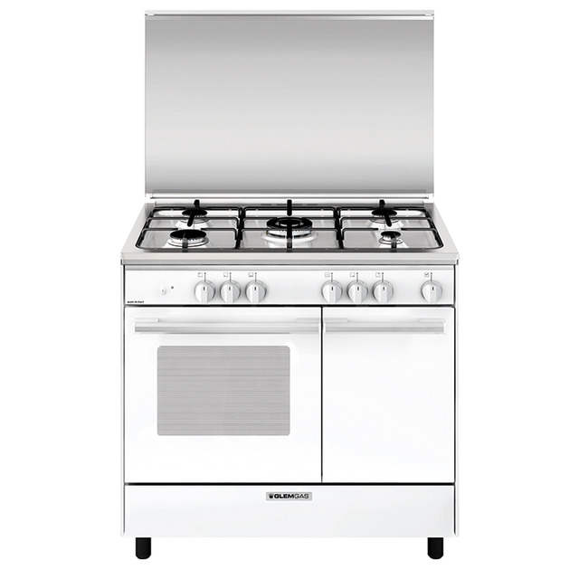 Gas oven with Grill electric - PU9612MX