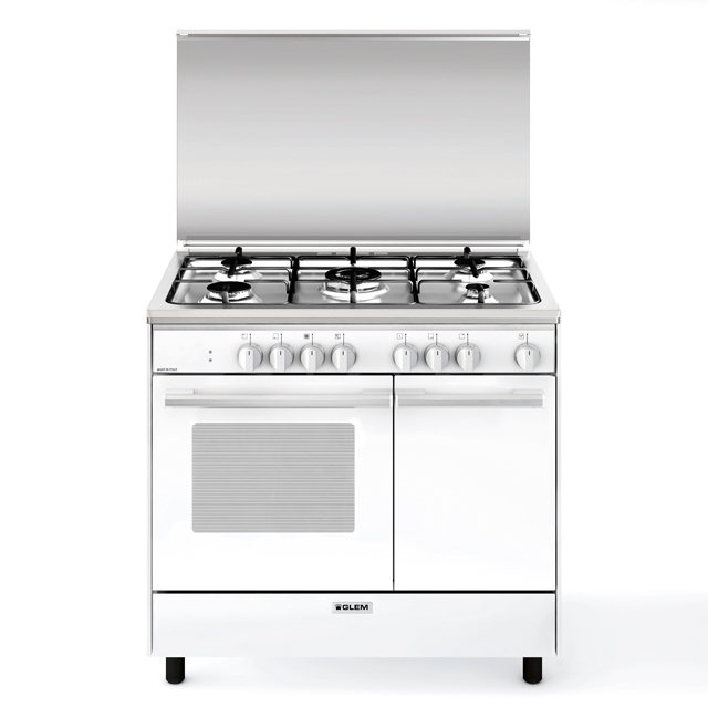 Multifunction oven with electric grill - PU9612WX