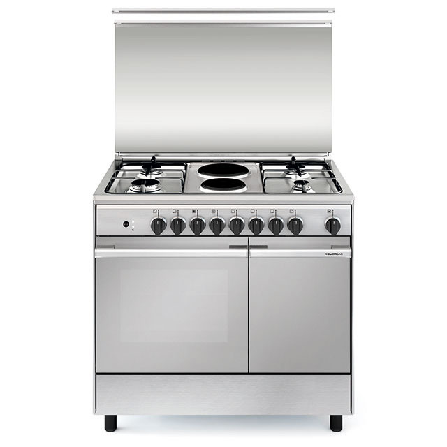 Static Oven with electric grill - PU9621EI
