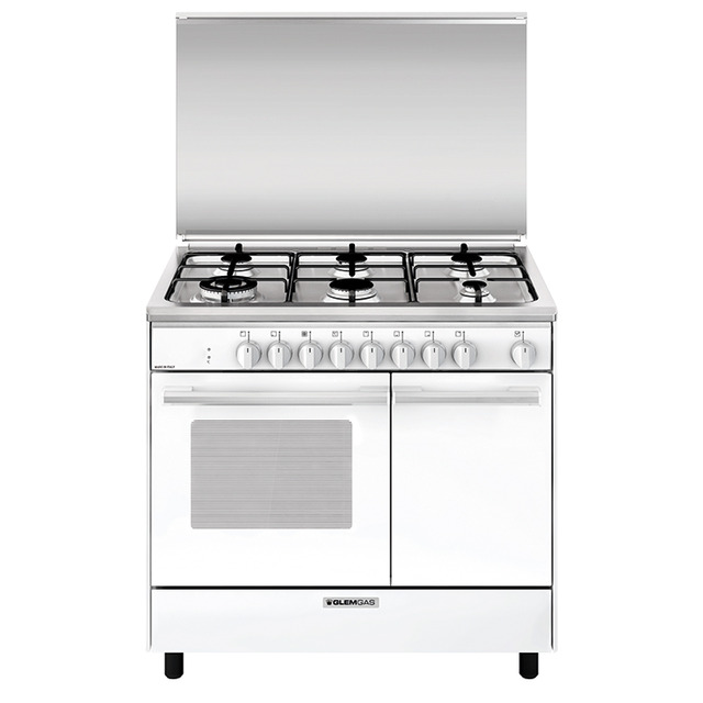 Static Oven with electric grill - PU9622EX