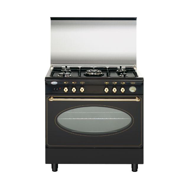Ua85tr3 four gaz gril lectrique cuisson produits for Four gaz ou electrique