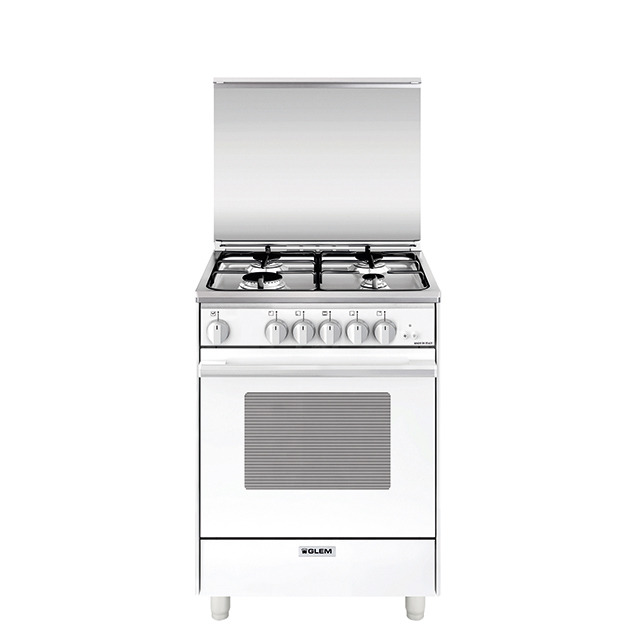 60x50 Мультифункциональная газовая духовка с конвекцией - UN6511RX