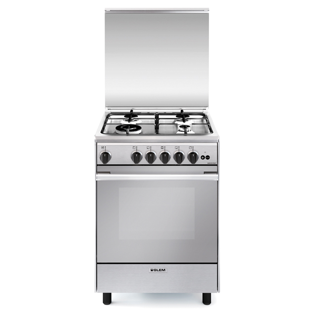 Gas oven with Gas grill  - UN6613GI