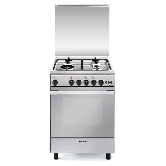 Multifunction gas oven with fan - UN6613RI