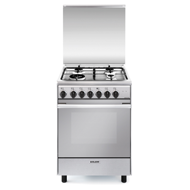 Multifunction oven with electric grill - UN6613WI