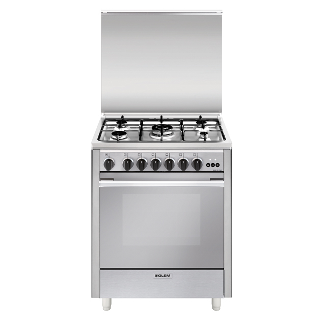 Multifunction gas oven with fan - UN7612RI