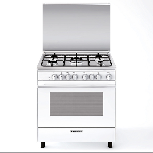 Static Oven with electric grill - UN8612EX
