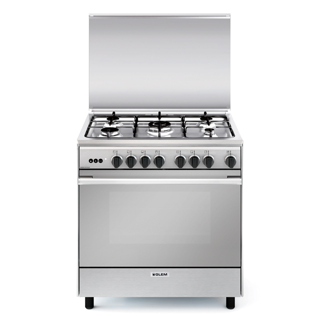 Gas oven with Gas grill  - UN8612GI