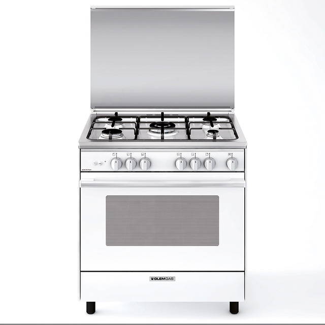 Gas oven with Grill electric - UN8612MX