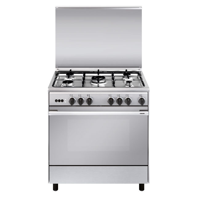 Multifunction gas oven with fan - UN8612RI