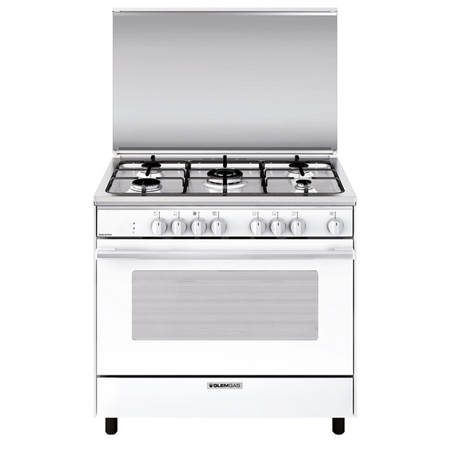 Static Oven with electric grill - UN9612EX