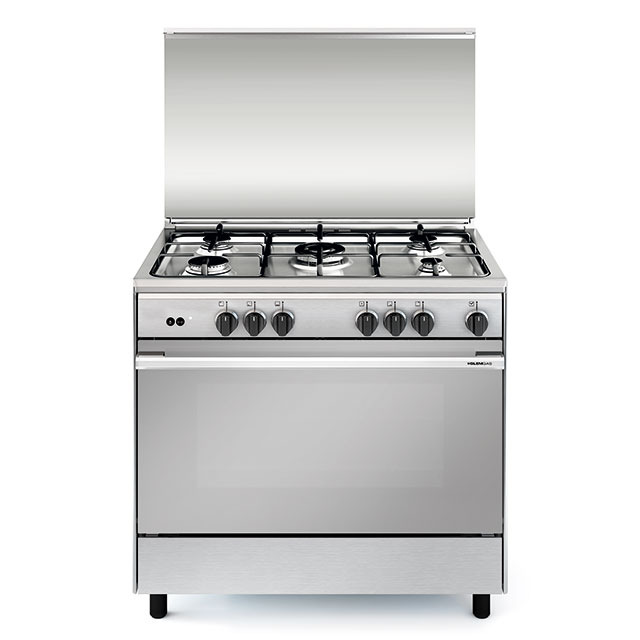 Gas oven with Grill electric - UN9612MI