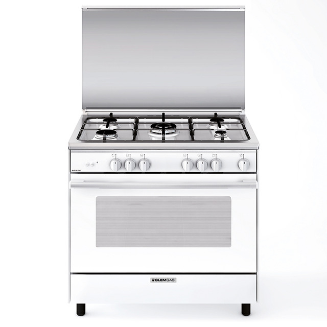 Gas oven with Grill electric - UN9612MX