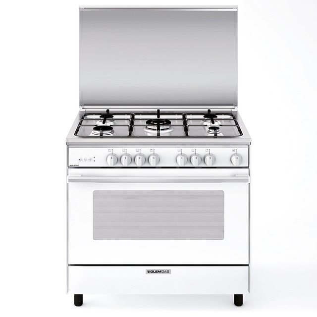 Multifunction gas oven with fan - UN9612RX