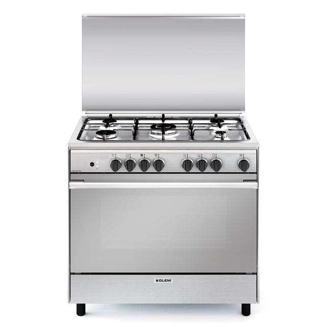 Multifunction oven with electric grill