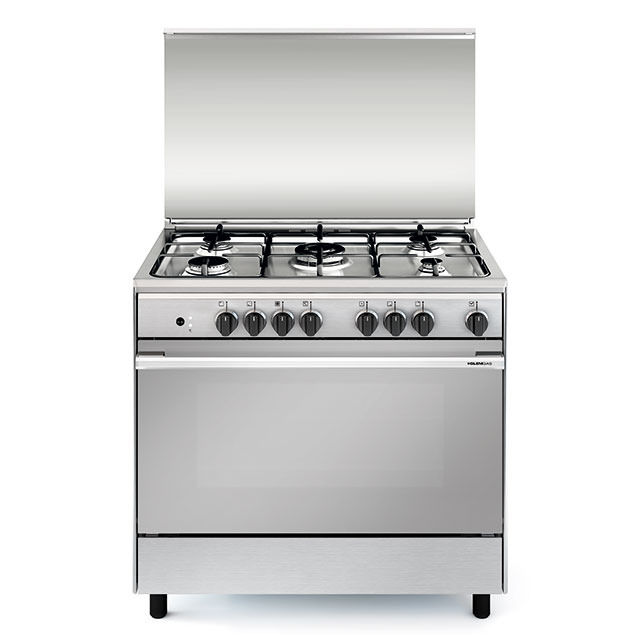Multifunction oven with electric grill - UN9612WI
