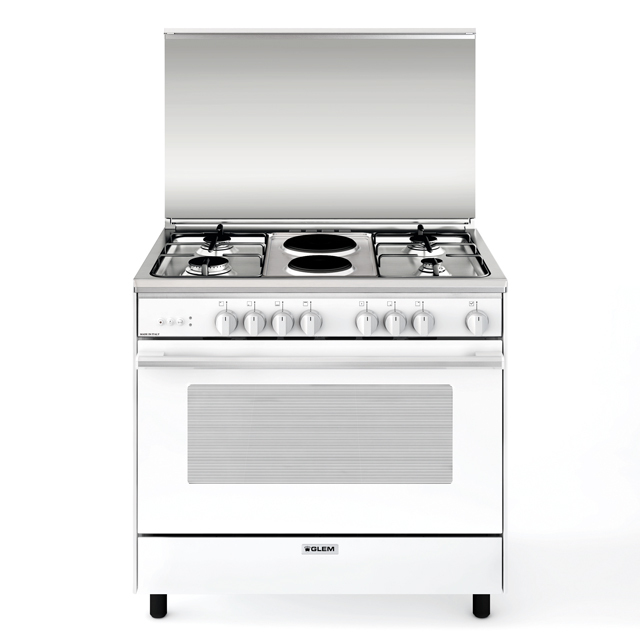 Gas oven with Gas grill  - UN9621GX