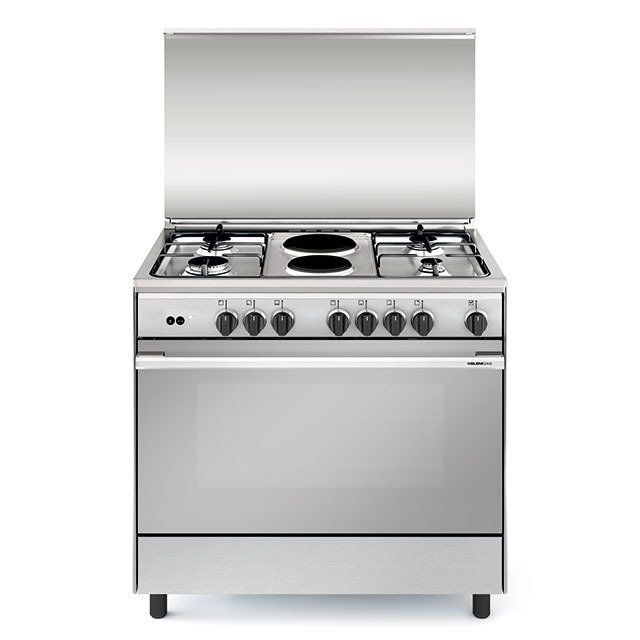 Gas oven with Grill electric - UN9621MI