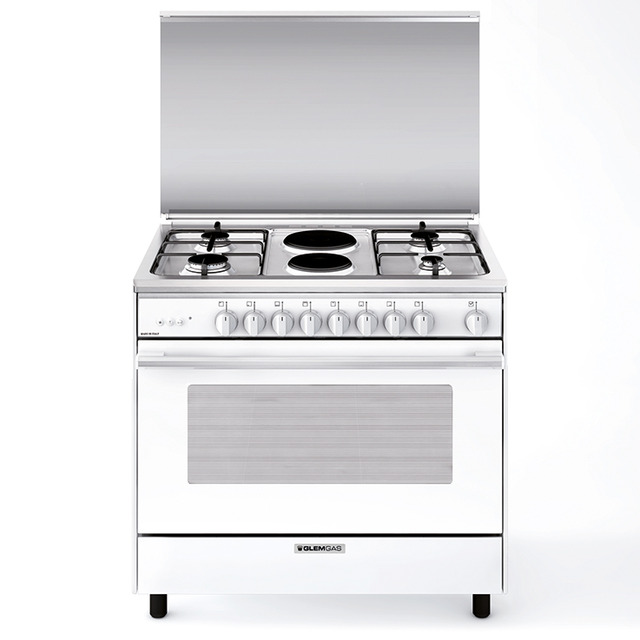 Multifunction gas oven with fan - UN9621RX