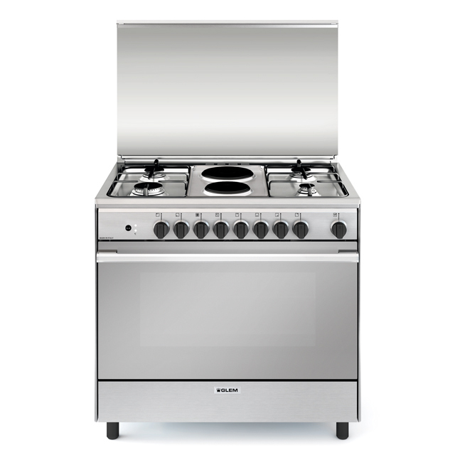 Multifunction oven with electric grill - UN9621WI