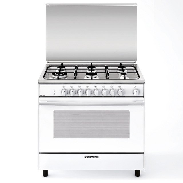 Static Oven with electric grill - UN9622EX