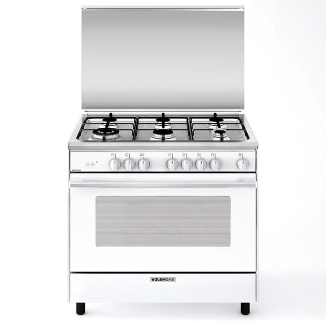 Gas oven with Grill electric - UN9622MX