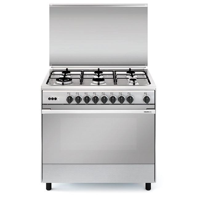 Multifunction gas oven with electric grill - UN9622RI