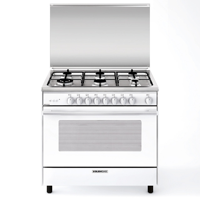 Multifunction gas oven with fan - UN9622RX