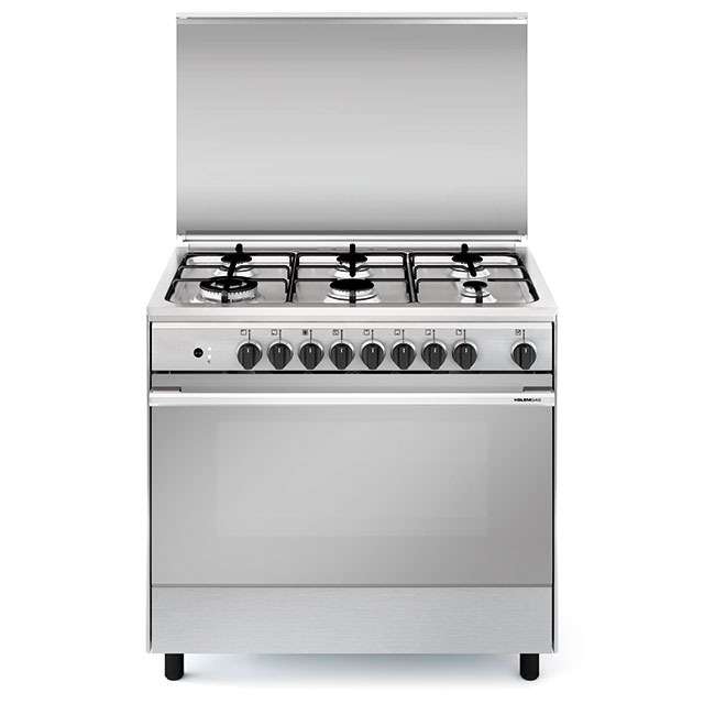 Multifunction gas oven with fan - UN9622WI